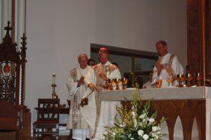Baldacchino Mass