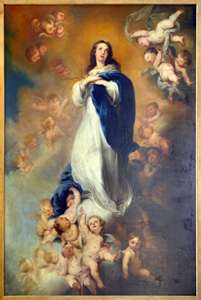 Thoughts Of Mary Feast Of Immaculate Conception Reflecting The