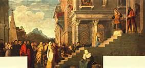 Titian Presentation of BVM