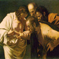 St. Thomas Wounds of Jesus