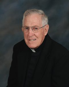 Msgr. Charles F. Taylor, 1926 - 2014