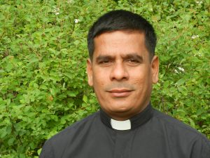 Rev. Arulanandu David of the Diocese of Nellore, India