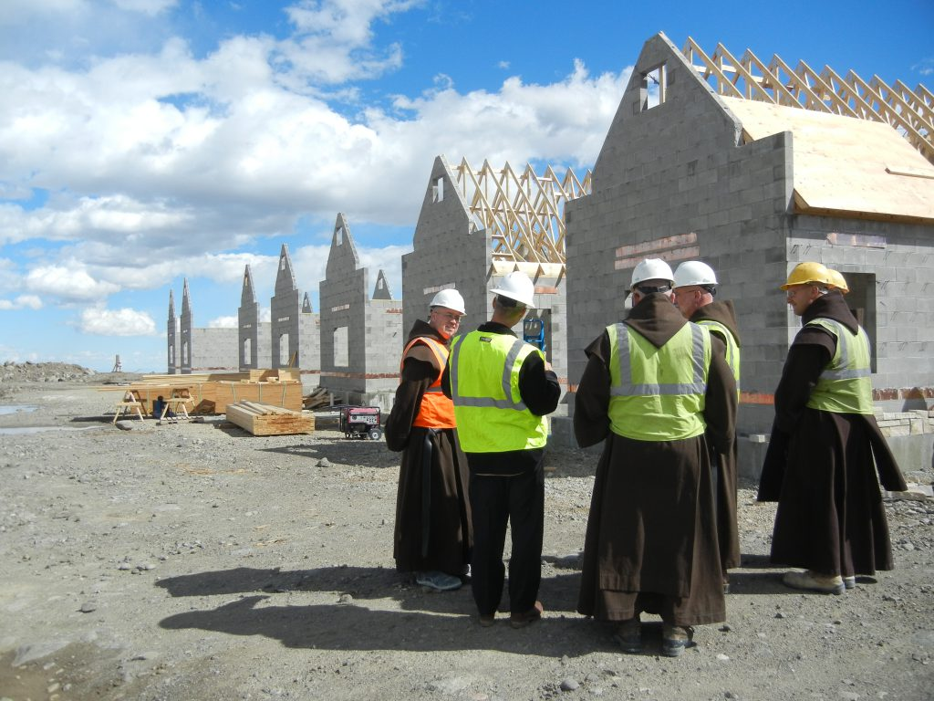 photos of mt carmel monastery construction carter