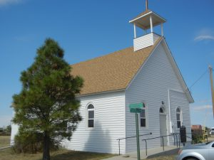 St. Peter Catholic Church, Carpenter, Wyoming