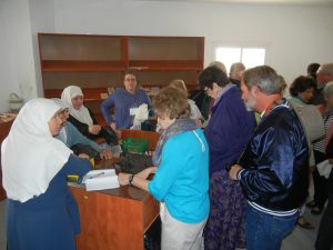 Catholic Relief Services in support of Palestinian women, Obeideyah, Palestine