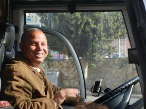 Mohamad, best bus driver in the world!