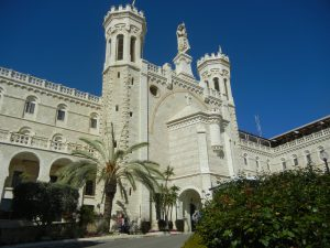 Notre Dame Hotel, otherwise known as the Pontifical Institute of Jerusalem