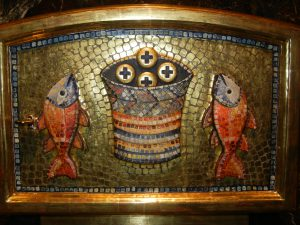 Replica of the Tabgha Mosaic