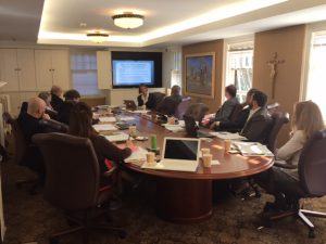 Catholic Rural Life Board meeting