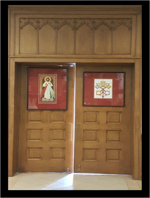 Cathedral of Cheyenne Holy Door