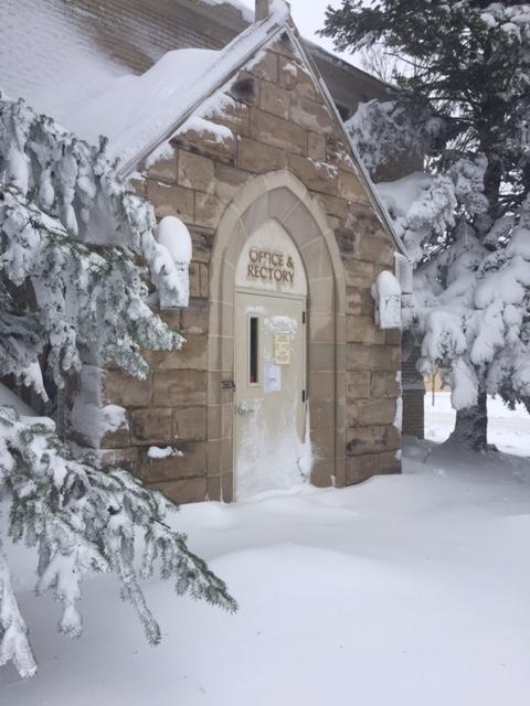 Cath Rec in Snow