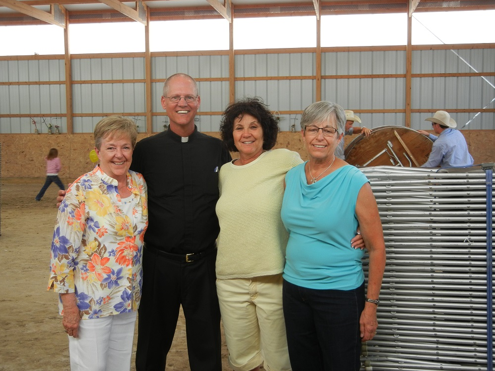 Thanks to this year's hosts for our Rural Life Celebration; Kathleen Jarrard, Vernita Marton, & Peggy Price